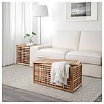 IKEA HOL Стол, Акация  (501.613.21), фото 3