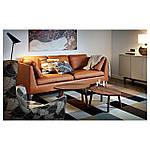 IKEA STOCKHOLM Стол 2 шт., шпон грецкого ореха  (102.397.13), фото 6