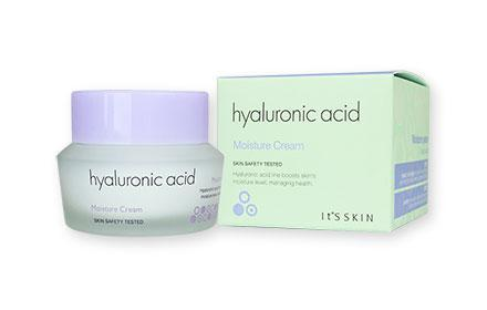 Зволожуючий крем для обличчя It's Skin Hyaluronic Acid Moisture Cream 50ml