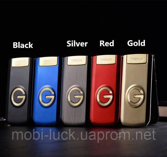 Телефон раскладушка Tkexun G3