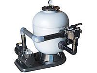 """Фильтровальная установка  """"IKARUS"""" D300мм с боковым вентилем и насосом (GEMAS, Турция)"""