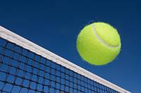 """3D фотообои """"Теннисный мячик """""""