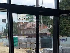 Автоматические раздвижные двери Tormax, АЗС SKY 16.08.2018 (г. Харьков) 1