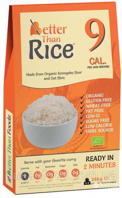 Ширатаки Рис/Rice 0 ккал,Organic,300г