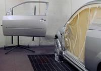 Покраска  элемента кузова автомобиля
