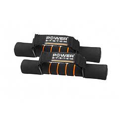 Гантели для фитнеса и аэробики в неопрене Power System Fitness Dumbells 0,5 kg PS-4009, 2шт - 145093