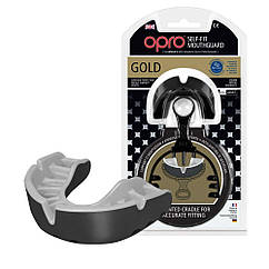 Капа Opro Gold Series Black-Pearl - 145316