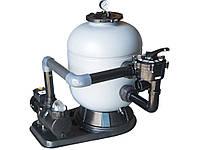 """Фильтровальная установка  """"IKARUS"""" D500мм с боковым вентилем и насосом (GEMAS, Турция)"""