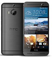 """Смартфон HTC One M9 Plus 3/32Gb Grey, 20+2/4Мп, 5.2"""" IPS, Сканер отпечатков, 4G, 2840мАh, 1SIM, Helio X10"""