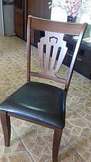 Стол обеденный деревянный  Сидней Sof, цвет вишня, фото 3