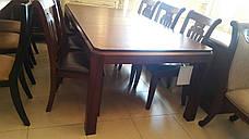Стол обеденный деревянный  Сидней Sof, цвет вишня, фото 2