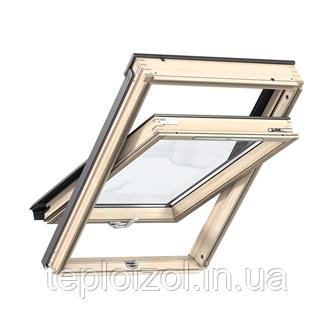 Мансардне вікно Velux (Велюкс) Стандарт Плюс 78х118 GLL 1061 У