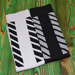 Носки Superdark White/Black, фото 2