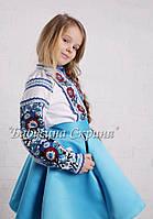 Сорочка вишита дитяча МВ-147д, фото 1