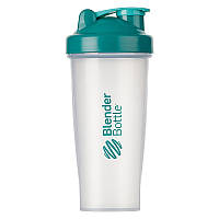 Шейкер спортивный BlenderBottle Classic 820ml Clear-Teal - 144942