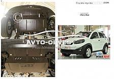 Защита двигателя Чери Бит (Беат) 2011-... модиф. V-1,3 МКПП