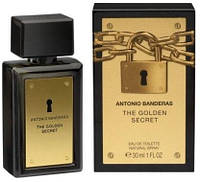 Antonio Banderas The Golden Secret EDT 100ml (туалетная вода Антонио Бандерас Зе Голдэн Сикрэт)