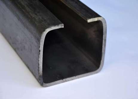 Направляюча для відкатних воріт 86x94x5 мм 1 м.п.