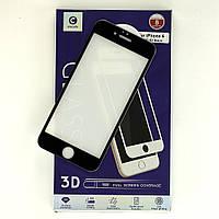 Защитное 3D стекло MOCOLO для Iphone 6 / Iphone 6s черное