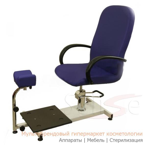 Кресло педикюрное для косметолога ZD-900