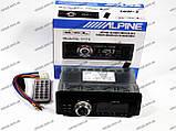 Магнитола MP3 Alpine 1173 - USB + SD +AUX + FM, фото 3