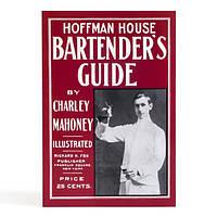 Книга Cocktail Kingdom Hoffman House Bartender's Guide