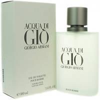Туалетная вода мужская Giorgio Armani Acqua di Gio Pour Homme EDT 100ml