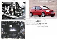 Защита двигателя Форд Фиеста VI ST 2005-2007 Vвсі бензин