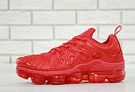 Мужские кроссовки  Nike VaporMax TN+ red