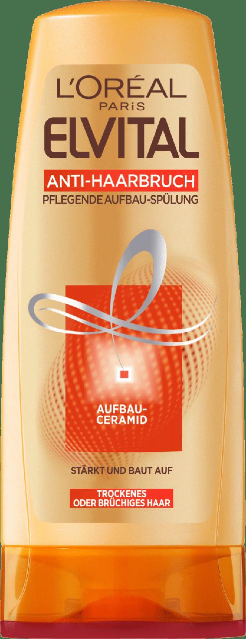 Бальзам - кондиционер L'Oréal Paris Elvital Anti-Haarbruch, 200 мл.