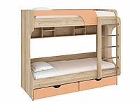 Двухэтажная кровать КДСП 133