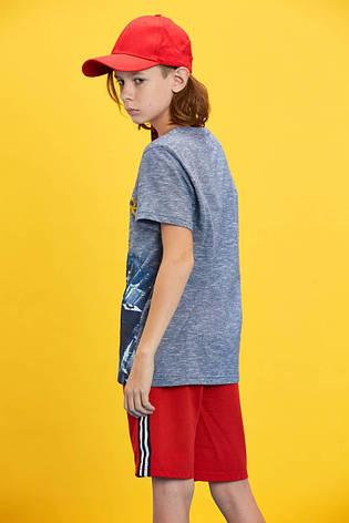 Футболка для мальчика 5-7лет, фото 2