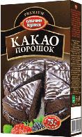 Какао порошок темное ТМ Смачна кухня, 75 г