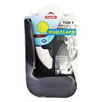 Брызговики универсальные передние CarLife Mud Flaps 1, 2шт.