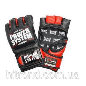 Перчатки для Мма Power System PS 5010 Katame Evo Black-Red S-M - 145210