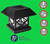 LED світильник на сонячній батареї 1W з датчиком день/ніч VS-324