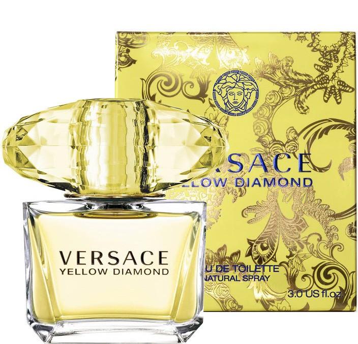 Жіноча туалетна вода Versace Yellow Diamond