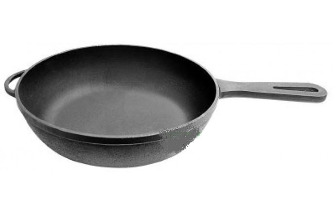 Сковорода  24см с лит. ручкой Krauff 29-210-014  - Mini-Cena - интернет магазин посуды и бытовой техники  в Луцке