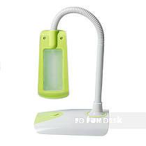 Настольная светодиодная лампа FunDesk LS2 green, фото 3