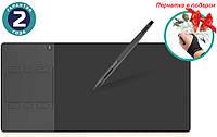 Графический планшет Huion Inspiroy G10T + перчатка