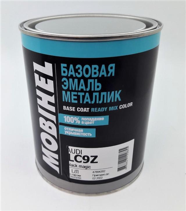 краска мобихел металлик цвета