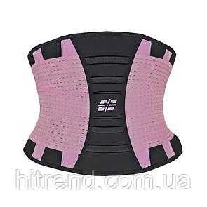 Пояс для поддержки спины Power System Waist Shaper PS-6031 Pink S/M - 145258