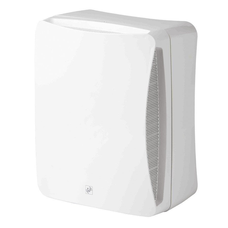 Побутовий відцентровий вентилятор Soler&Palau EBB-170 N T