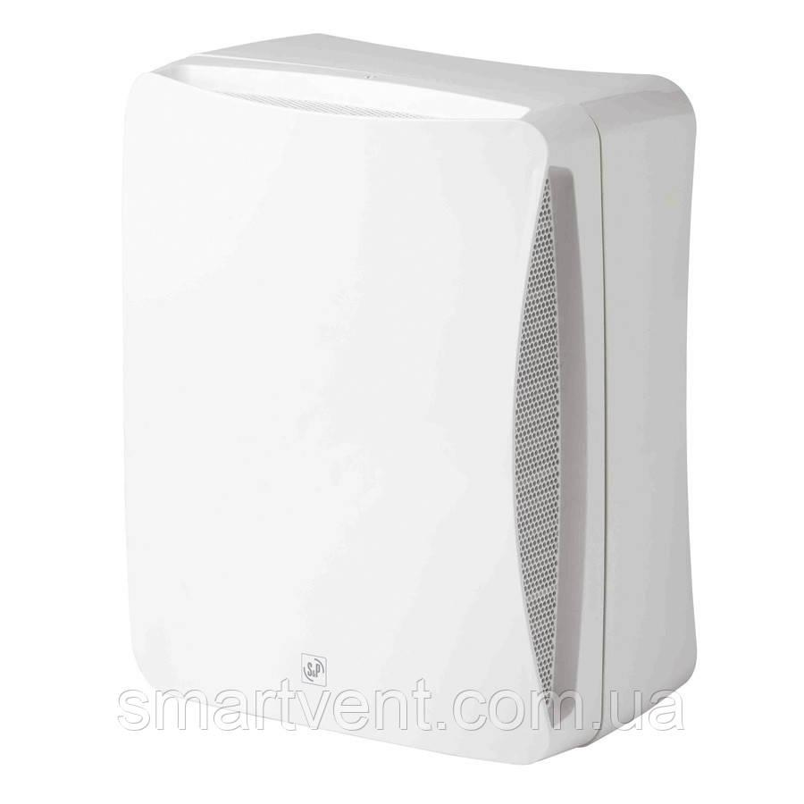Побутовий відцентровий вентилятор Soler&Palau EBB-250 N HT