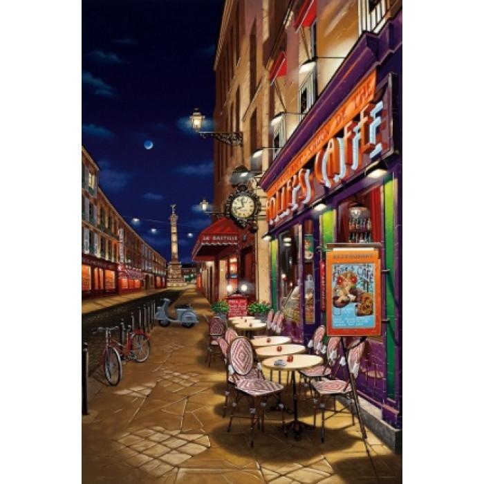 Картина по номерам Идейка - Ночь в Испании 40x50 см (КНО2126)
