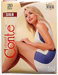 Колготы Conte 20 den цвет Beige (бежевый) размер 2,3,4,5 3
