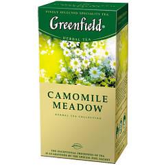 Чай травяной с ромашкой Greenfield Camomile Meadow 25 пак.