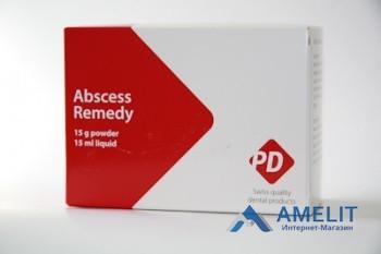 Abscess Remedy, с дексаметазоном (PD), набор 15г+15мл