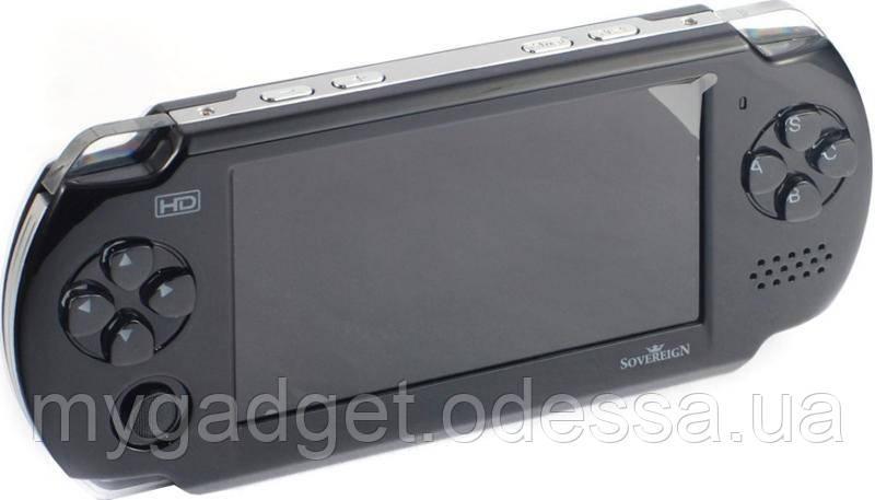 """Портативная приставка Dvtech Sovereign 4.3"""" 8GB 400 ИГР!!!"""