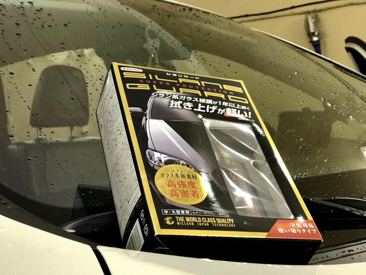 Silane Guard Super Protection Wilson Originalsize жидкое стекло, полироль для кузова автомобиля